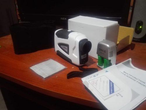 Laser Range Finder Bluetooth 1500mt De Alcance
