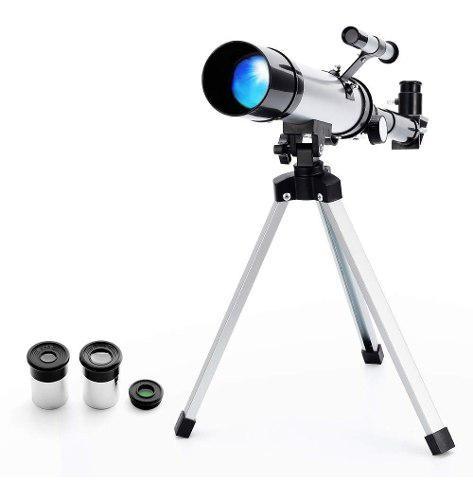 Merkmak Telescopio Star Finder Con Trípode, Monocular