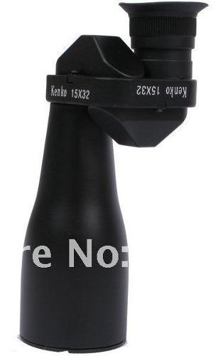 Mini telescopio monocular kenko 15x32