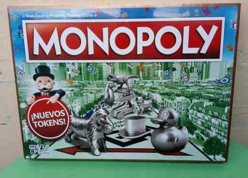 Monopolios En Base De Madera