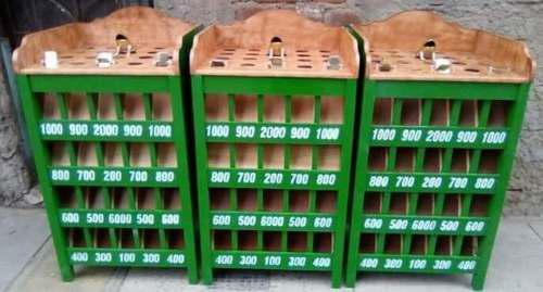 Sapo de madera por mayor x 3 unidades a 1,050 soles