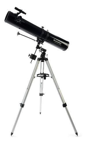 Telescopio reflector celestron powerseeker 114eq