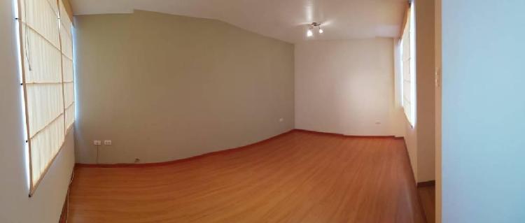 Alquilo cómodo departamento duplex - yanahuara