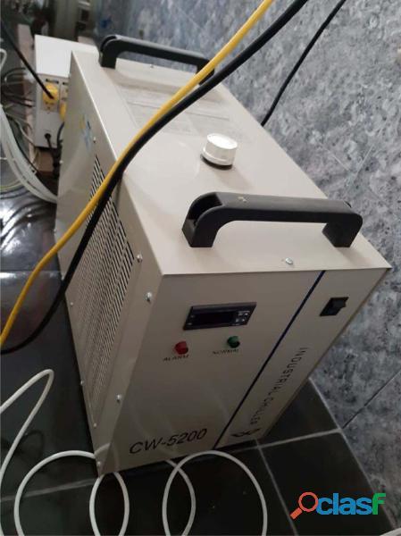 Maquina Laser Graba Y Corta De 2 Cabezales Lima Peru 2