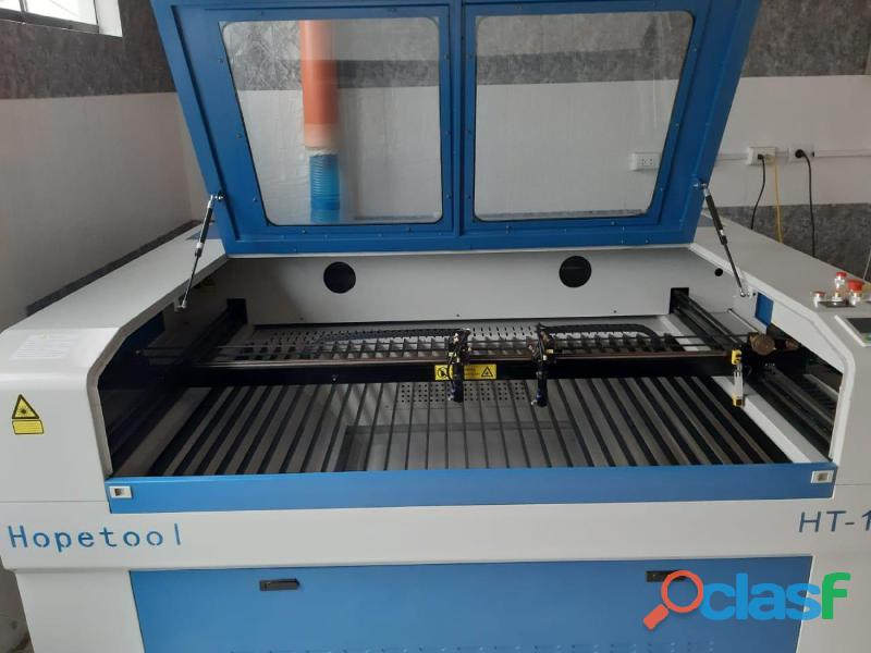 Maquina Laser Graba Y Corta De 2 Cabezales Lima Peru 3