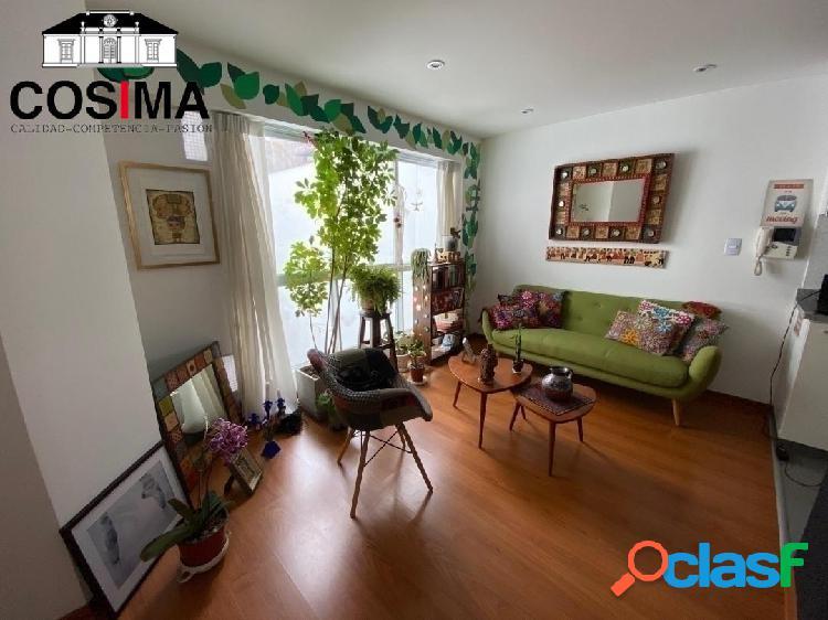 Venta de departamento de 2 dormitorios en Barranco, Lima