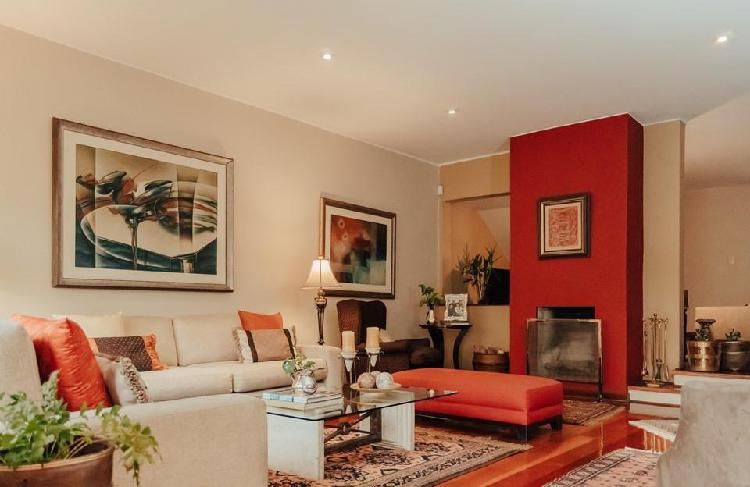 Alquiler casa en miraflores - límite con san isidro
