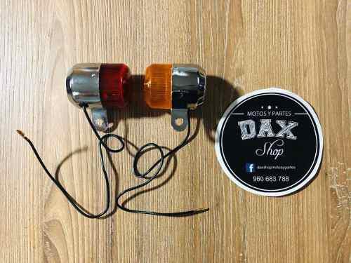 Luces direccionales para dax u otros tipos de motos
