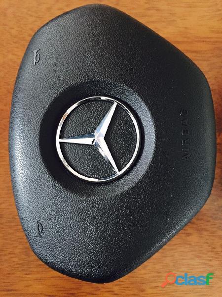 Cobertor/tapa de bolsa de aire/airbag para mercedes benz y mitsubishi