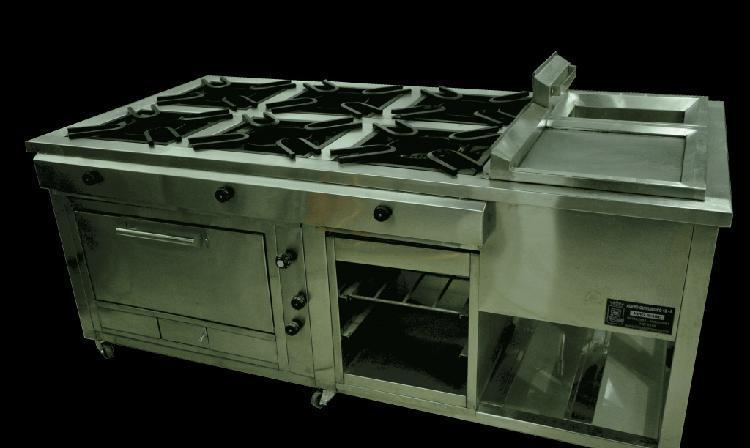 Cocinas ind