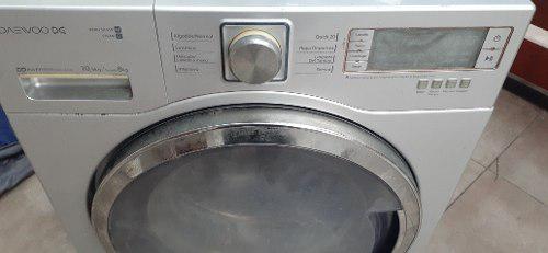 Lavadora secadora daewo inverter 10.5 secado 8