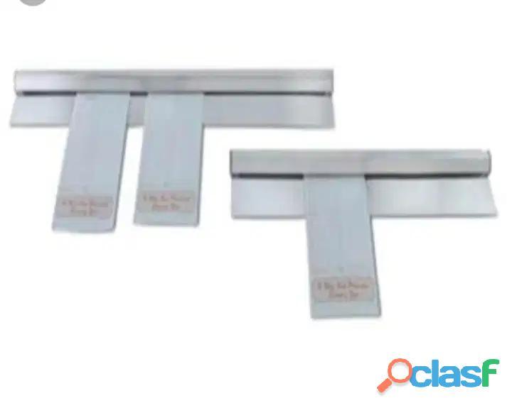 Porta comandas de aluminio