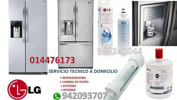 Servicio tecnico refrigeradora lg 4476173 en lima
