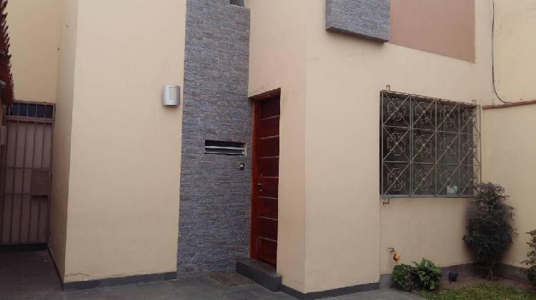 Vendo casa en los olivos 165 m² mejor precio de la zona