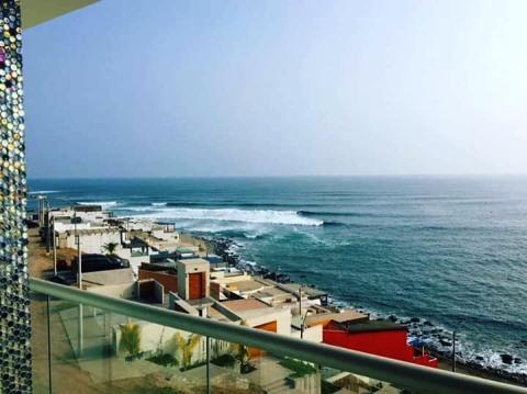 Alquiler de departamento de playa en punta hermosa
