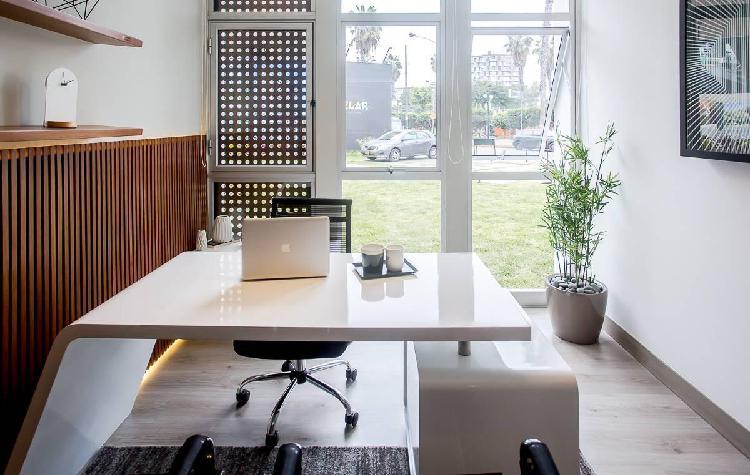 Vendo oficinas desde 24 m² a pasos de malecón paul harris,