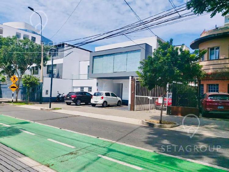 Alquiler casa para oficina - calle libertadores, san isidro
