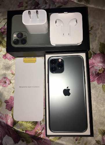 Iphone 11 pro new usado comprado 11/02 garantia apple 12mss