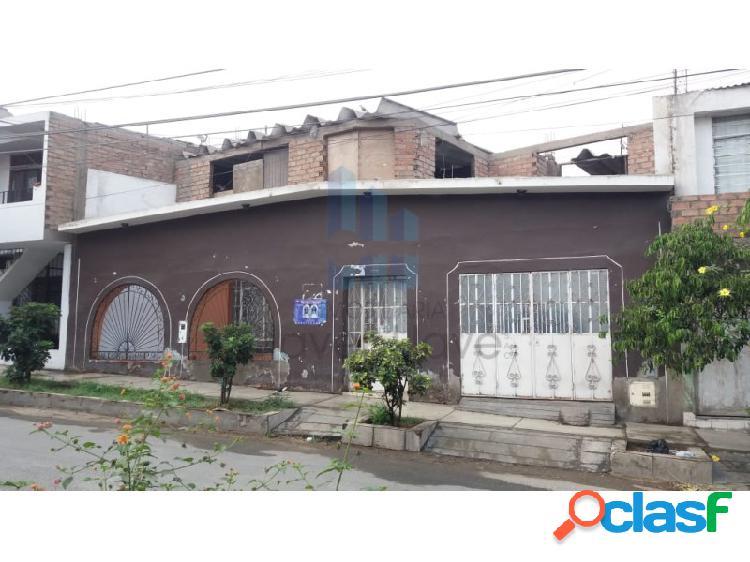 Casa en venta en comas mercado chacra cerro