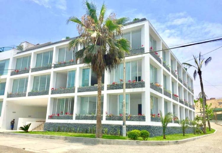 Estupendo departamento playa norte punta hermosa condominio