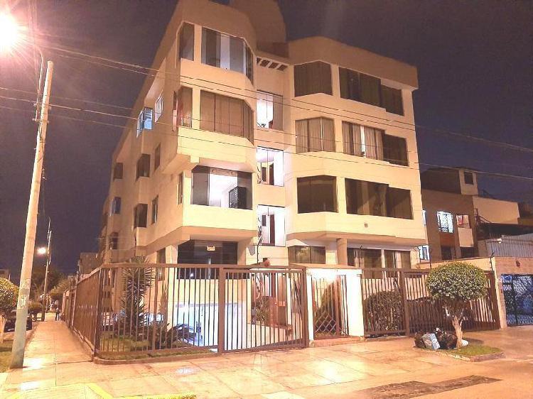 Alquilo Departamento en San Borja