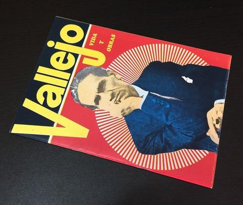 César Vallejo Vida Y Obras Editorial Santa Bárbara