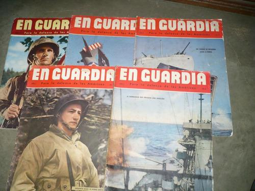 Revistas Antiguas De La Segunda Guerra Mundial En Guardi