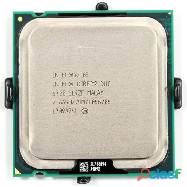 Vendo procesador core 2 duo e6700 2.66ghz 4mb 1066mhz socket 775 como nuevo