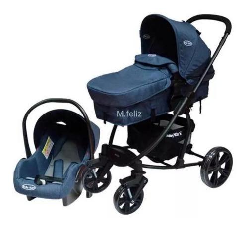 Coche cuna para bebe baby kits niño niña prisma portabebe