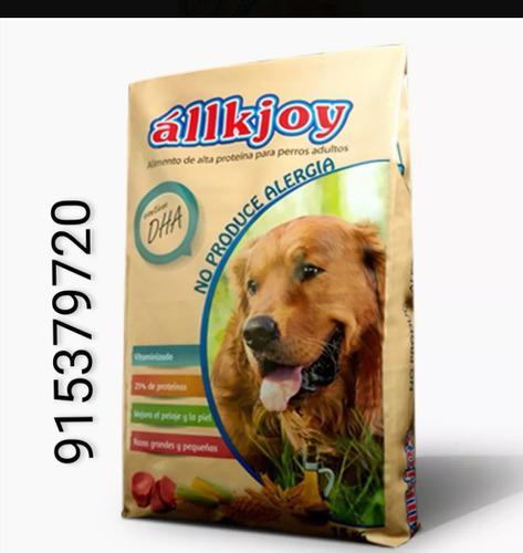 Comida premium para mascota allkjoy que no puedes perder ¿