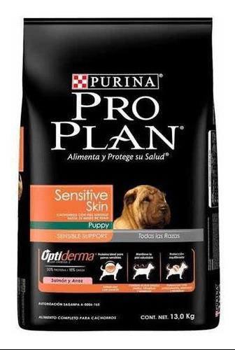 Proplan sensitive skin salmon pro plan perro adulto 15 kg