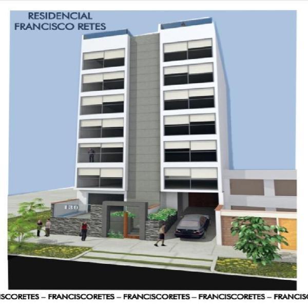 Duplex en miraflores 120 m²