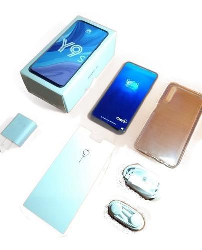 Huawei Y9s 128gb 6gb Ram 48mp + 16mp Con Accesorios En Caja