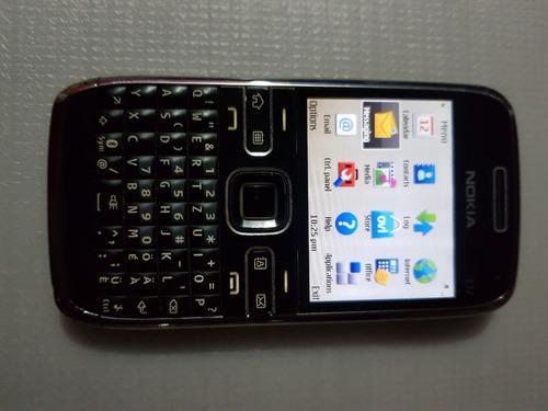 Nokia E72 3g Libre / Consevado / Ingles