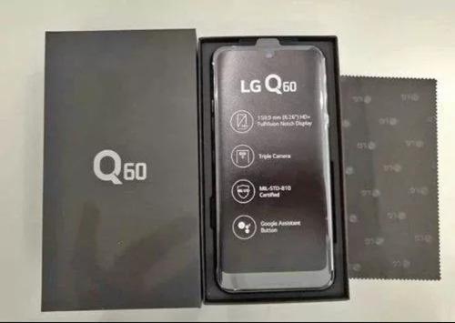 Vendo Celular Lg Q60 Nuevo En Caja 64 Gb De Almacenamiento