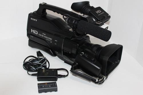 Video Camara Sony Full Hd Hxr-mc2500 Con Bateria Y Cargador