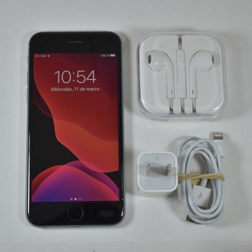 iPhone 6s 32gb Space Gray Negro Garantía + Accesorios