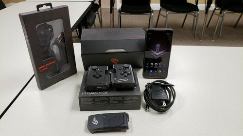 Asus rog phone 2 ii zs660kl 128gb/8gb snapdragon