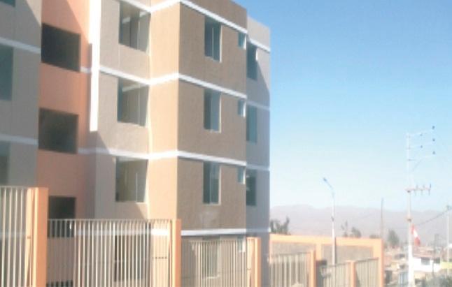 Cómodo departamento en condominio cerrado