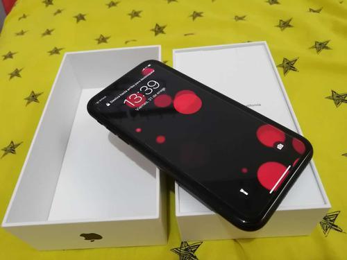I phone xr 64gb black. venta por renovación