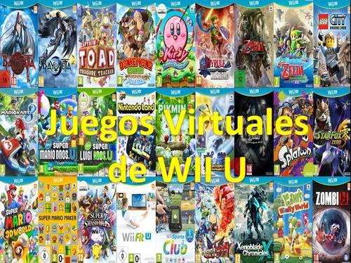 Juegos Digitales De Wii U Desbloqueo