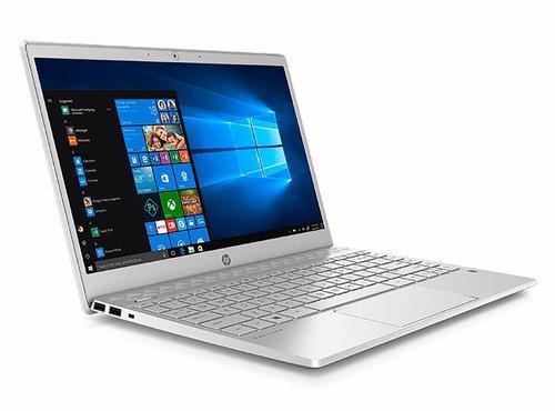 Laptop hp pavilion 13.3' i5 8va 12gb 256ssd iluminado l/huel