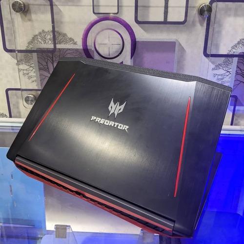 Notebook Acer Predator Helios 300 1tb Hdd 256gb Ssd Gtx 1060