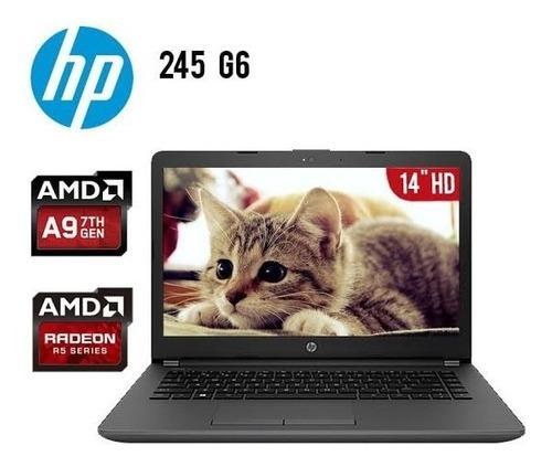 Vendo Laptop Hp - 245 G6