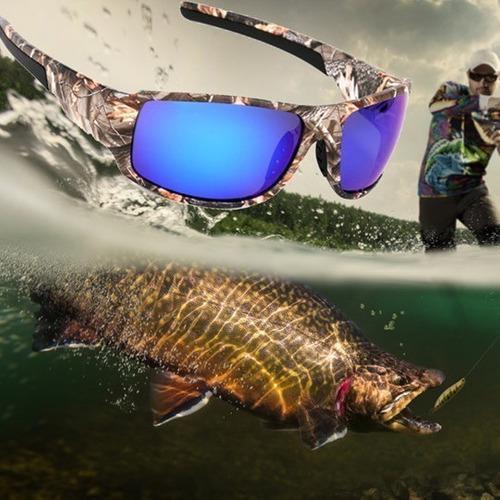 Lentes para pesca