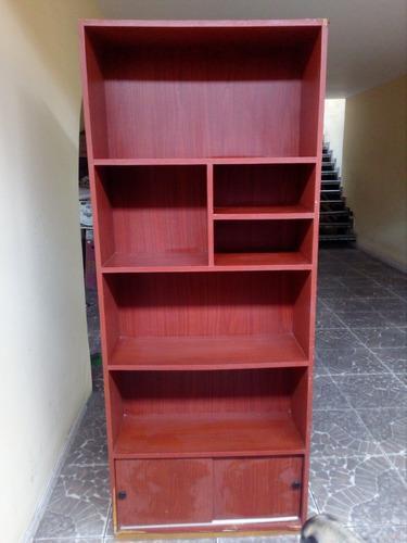 Remato mueble estante para libros u otros de melamine