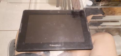 Tablet play book de color negro maraca blackberry de 32 gb