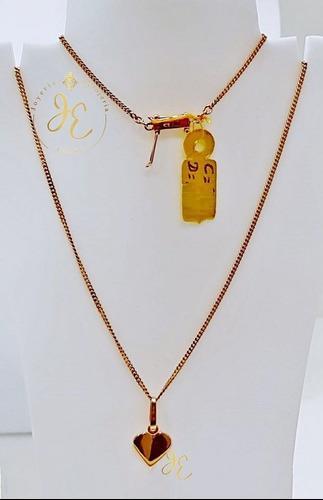 Cadena de oro 18k lomo corvina sindije mujer cd_19 jespaña
