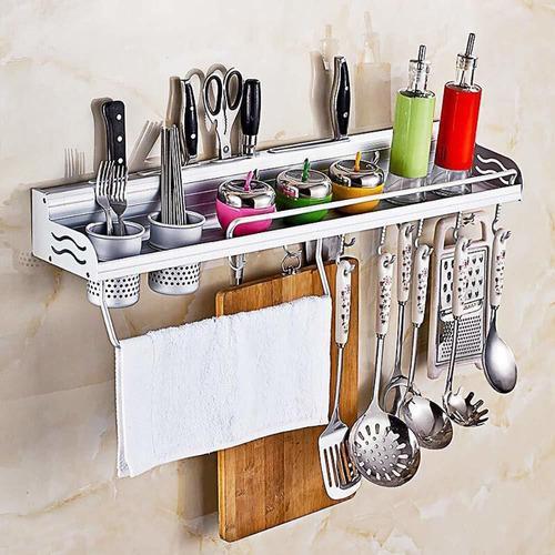 Organizadores de cocina estantería multifuncional 6 en 1