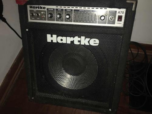 Remato amplificador de bajo hartke a70